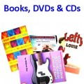 Books and DVDs