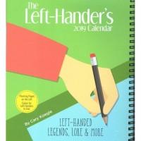 2019 Left-Hander's Desk Diary