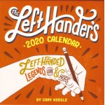 2020 Left-Hander's Block Desk Calendar