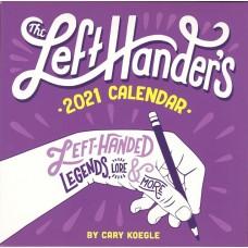 2021 Left-Hander's Block Desk Calendar - SOLD OUT!