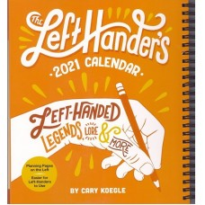 2021 Left-Hander's Desk Diary - SOLD OUT!