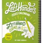 2022 Left-Hander's Desk Diary
