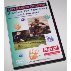 Left-Handed Children – A Guide For Teachers And Parents - DVD