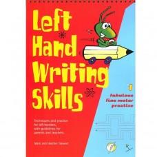 Left Hand Writing Skills Book 1 by Mark & Heather Stewart
