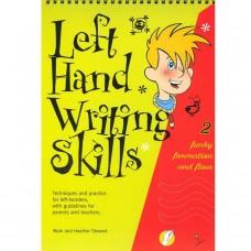 Left Hand Writing Skills Book 2 by Mark & Heather Stewart