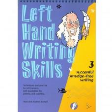Left Hand Writing Skills Book 3 by Mark & Heather Stewart