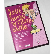 Left Hand Writing Skills – CD-ROM