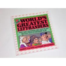 The World's Greatest Left-Handers