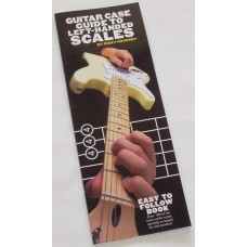 Guitar Case Guide To Left-Handed Scales by Rikky Rooksby