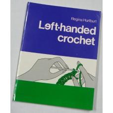 Left-Handed Crochet by Regina Hurlburt
