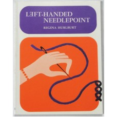 Left-Handed Needlepoint by Regina Hurlburt