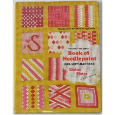 Book of Needlepoint for Left-Handers by Elaine Slater