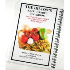 The Hilton's Left-Handed Cookbook