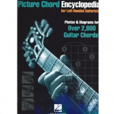 Picture Chord Encyclopedia for Left-Handed Guitarists