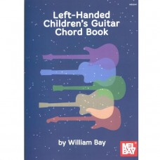 Children's Guitar Chord Book by William Bay