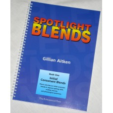 Spotlight on Blends Book 1