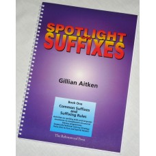 Spotlight on Suffixes Book 1