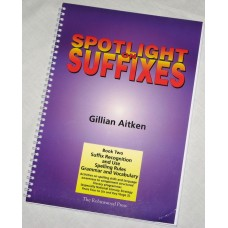 Spotlight on Suffixes Book 2