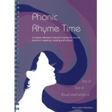 Phonic Rhyme Time by Mary Nash-Wortham