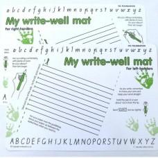 My Write-Well Mat, VIC & WA & NT