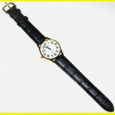 Left-Handed Watch, Gents - Gold