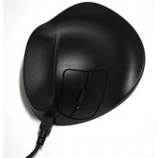 Hippus Handshoe Left-Handed PC Mouse, Wired