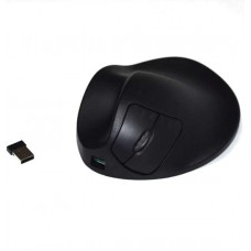 Hippus Handshoe Left-Handed PC Mouse, Wireless