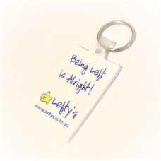 Key Ring: Being Left Is Alright!