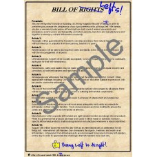 Lefty's Bill of Rights