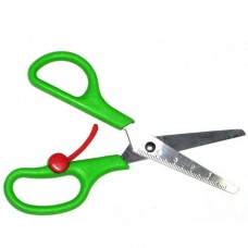 Springy Children's Scissors