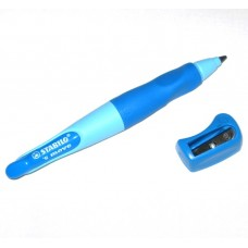 Stabilo EASYergo Pencil Left-Handed Blue