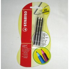 Stabilo EASYergo Pencil Replacement HB Leads