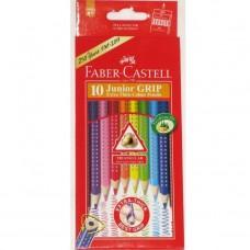 Faber-Castell Junior Grip Colouring Pencils