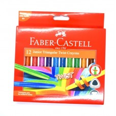 Faber-Castell Junior Twist Crayons