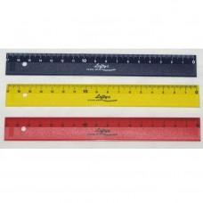 Flexi Lefty Ruler 15cm