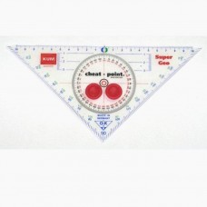 Cheat Point Triangle Protractor
