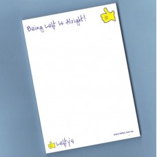 Lefty's Note Pad