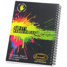 A5 Left-Handed Notebook