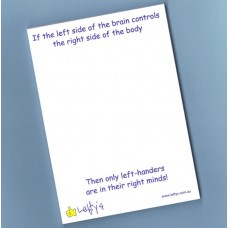 Right Mind Note Pad